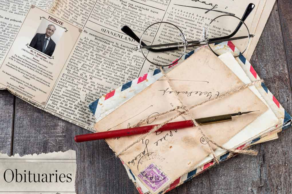 Things to Keep in Mind While Writing Obituaries