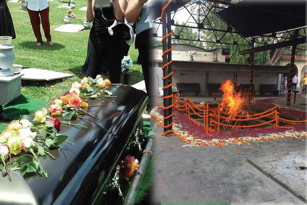 How to choose between Cremation And Burial?