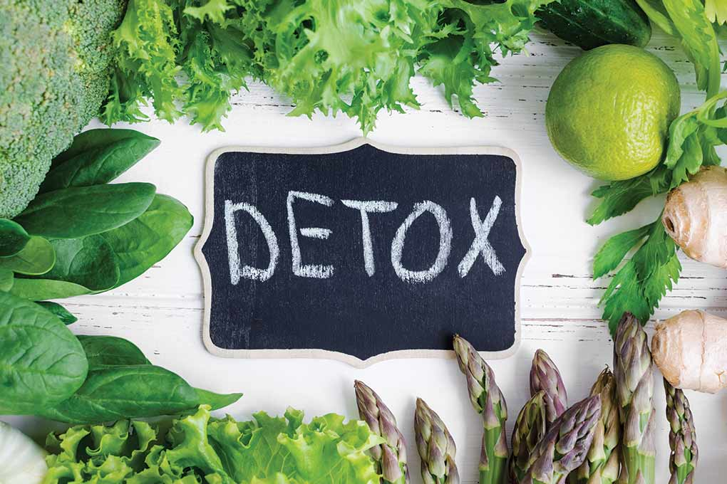 Simple ways to detox your mind