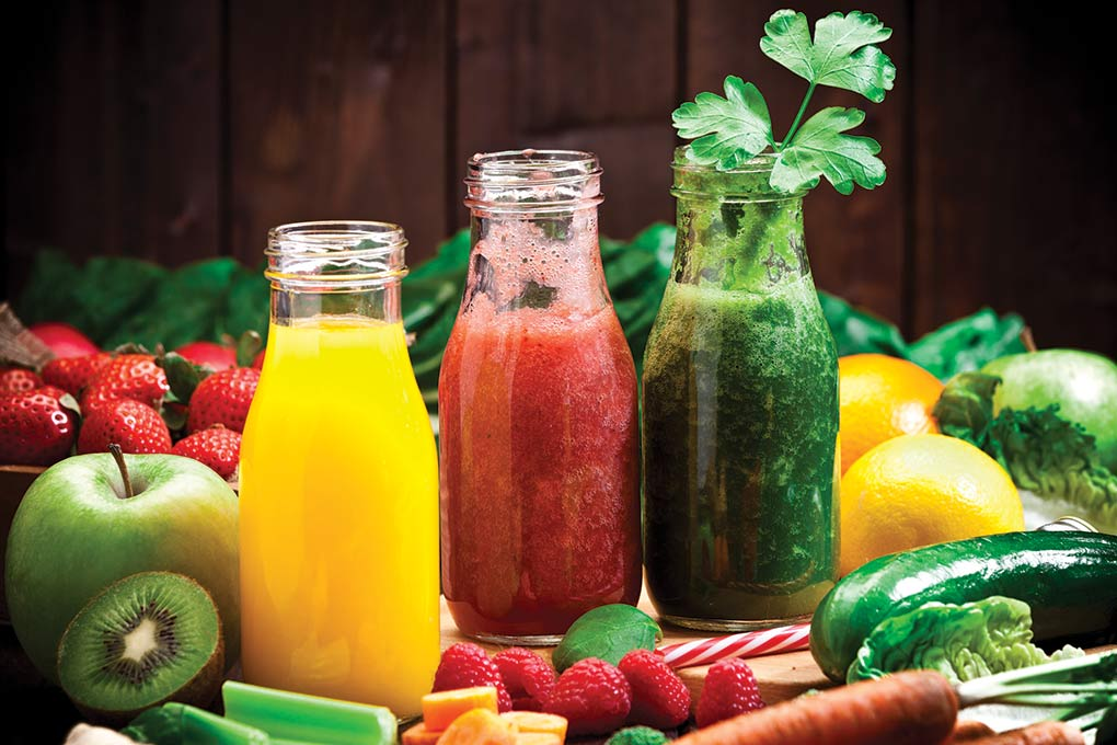 Drinks that will keep you full and healthy