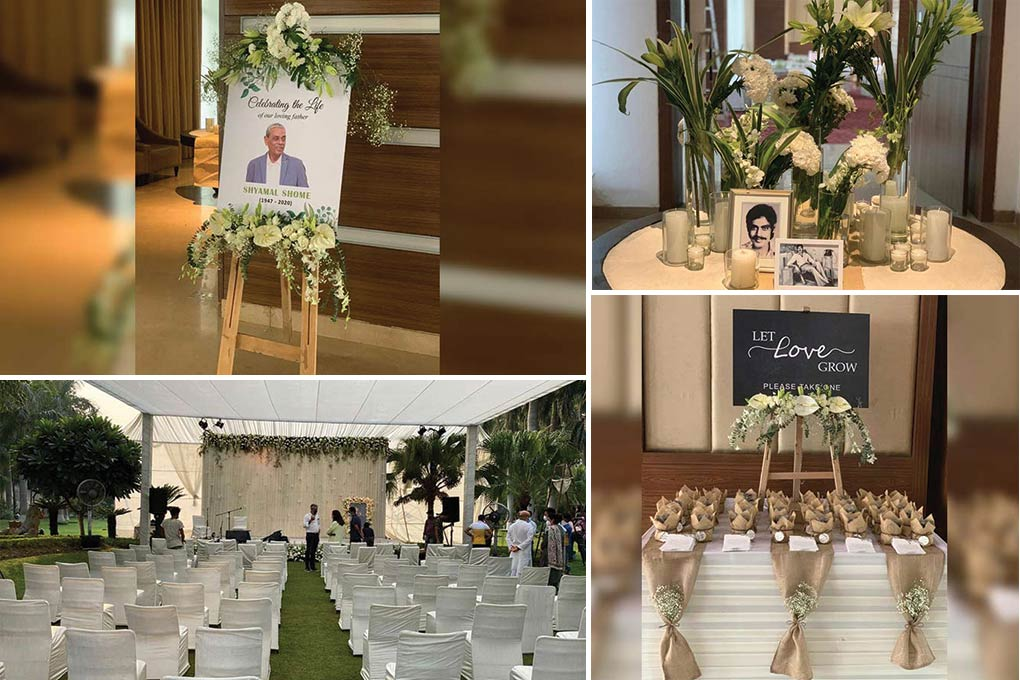 Simple and unique funeral decor ideas for a meaningful service