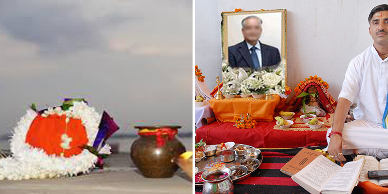 Pandit for Funeral Services